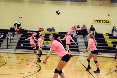 GHS Volleyball - 2014